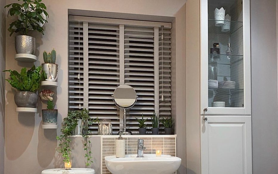 Venetian Blinds - Bathroom