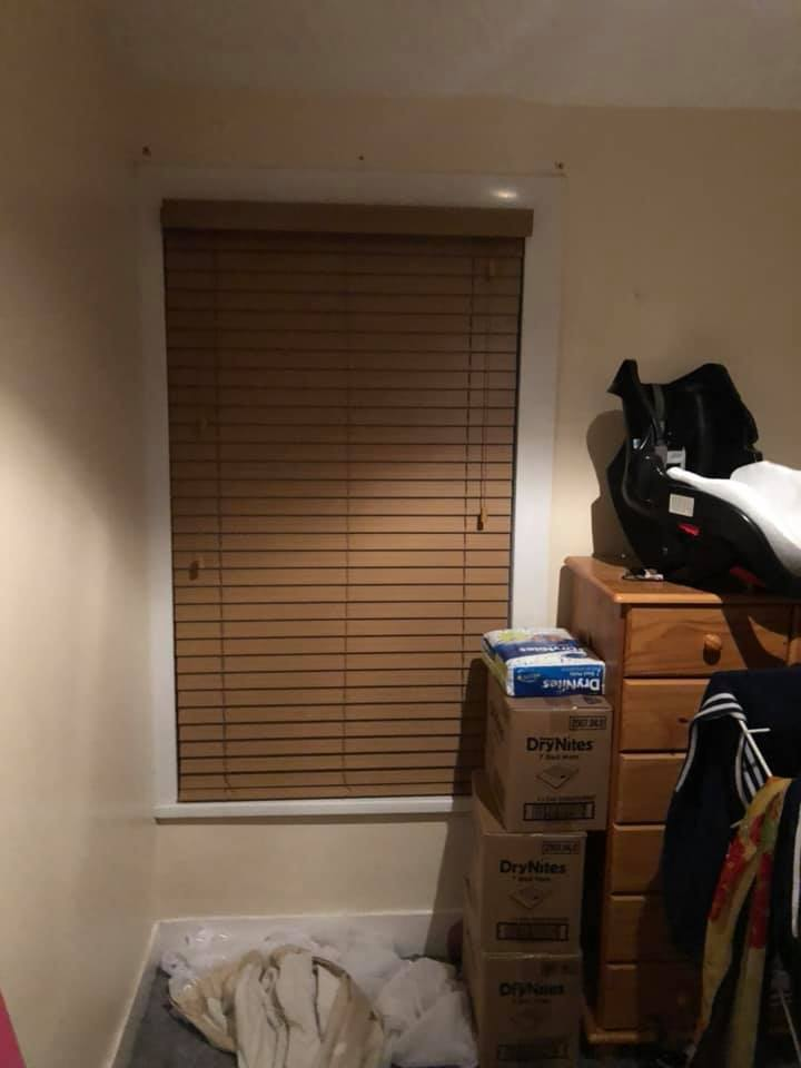 Wooden Blinds - Small Room